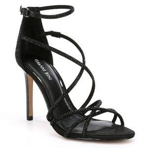 Gianna Bini Anselle Jeweled Dress Heels